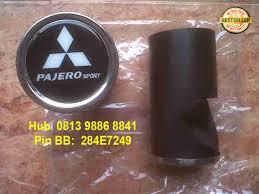 All New Pajero Sport List Kap Mobil Depan Molding Chrome aksesoris mobil pajero sport rivo variasi