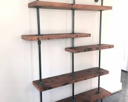 shelving unit etsy