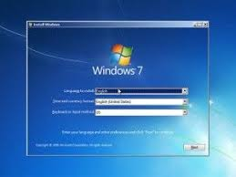 format hard disk bootmgr missing install windows 7 without usb or dvd without upgrading