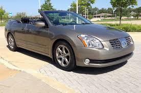 lexus cars for sale on ebay 2004 nissan maxima convertible is a strange ebay find