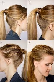 how would you style ear length hair cute simple hairstyles for medium length hair