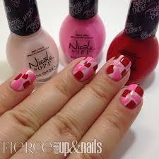 abstract nail art carrie underwood collection nicole by opi