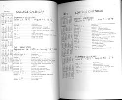 Catalog 1970 Special Collections Sacramento City College