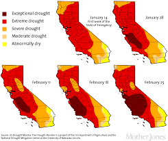 United States Drought Map sorry california a little rain isn u0027t going to save you u2013 mother