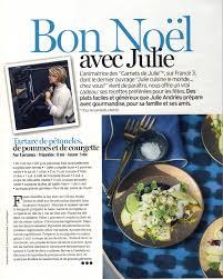 recettes de julie andrieu cuisine bon noël avec julie julie andrieu