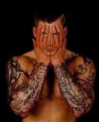 realistic 3d tattoo art goluputtar com