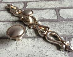 Kitchen Cabinet Pulls With Backplates by Pewter Knob Back Plate Kitchen Door Handles From 1 99 Pewter
