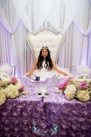 Centerpieces Sweet 16 by A Stylish Sweet 16 Table Setup Bookingentertainment Com