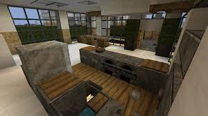 modern houses interior minecraft modern house interior design