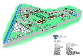 Map Of University Of New Orleans by History Of Dillard University Dillard University Acalog Acms