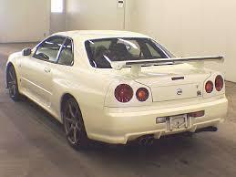 nissan skyline 2005 2002 nissan skyline r34 gt r vspec2 nur prestige motorsport