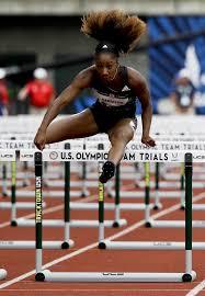 150 Metres In Feet by Keni Harrison Wins 100 Meter Hurdles At Drake Relays In Iowa The