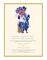 engagement ceremony invitation traditional wedding invitation card yoruba engagement