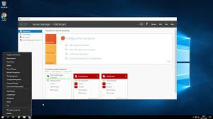 disable server manager at logon windows server 2016 youtube