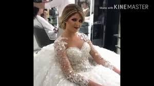Dana Wolley Sparkling Wedding Dress Part 7 Youtube