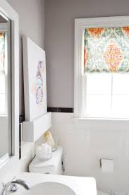 Diy Mirror Frame Bathroom How To Build A Wood Frame Around A Bathroom Mirror Young House Love