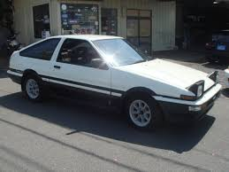 1986 toyota corolla gts hatchback for sale japanese modified cars for sale and for exporting toyota nissan