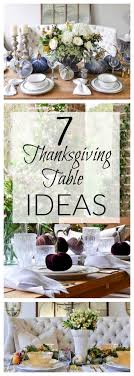 7 thanksgiving table ideas by decor gold designs