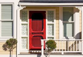How To Install Sliding Patio Doors Choosing And Installing A Screen Door Bob Vila