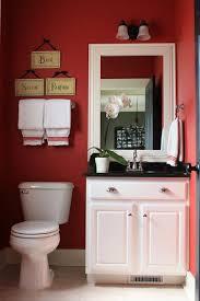 Red Bathroom Cabinets Red Bathroom Inspiration U2013 Rotator Rod