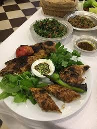 Tasty food angle staff Picture of Akdeniz Hatay Sofrasi