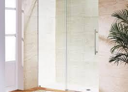 Glass Door Stops by Shower Glass Door Shower Superior Glass Shower Door Lip