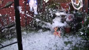 fxlab snow machine