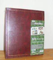 photo album with magnetic pages pioneer photo album style no lm 100 magnetic pages 23602012141