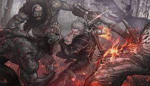 wild hunt witcher 3 werewolf the witcher 2 assassins of kings werewolves the witcher 3 wild