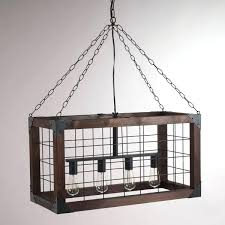Farmhouse Pendant Lighting Parts To Build Pendant Lights View In Gallery Rectangular