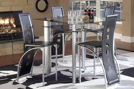 Pub Dining Room Tables by Satin Pub Table 4 Stools