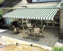 Retractable Awning Accessories Exterior Small Retractable Awning With Automatic Retractable