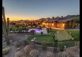 Extravagant Backyards - america u0027s most extreme backyard golf courses phil mickelson