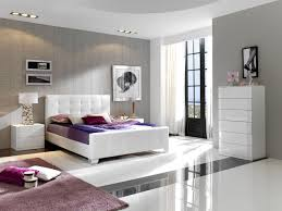 Bedrooms  Click To See Larger Image Luxury Bedroom Furniture - Modern white leather bedroom set