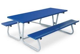 Plastic Folding Picnic Table Folding Aluminum Picnic Tables Metal Picnic Tables