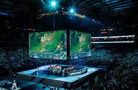 newest league of legends u0027 e sports contests lure newest fan major league