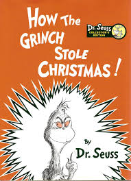 how the grinch stole christmas abebooks