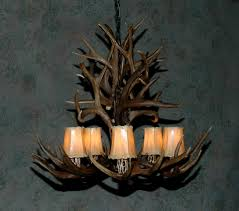 lodge chandelier antler chandeliers deer antler chandelier deer antler lamps