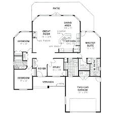 Ranch Style Home Plans With Basement Best 25 Open Concept House Plans Ideas On Pinterest Open