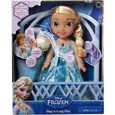 disney frozen sing a long elsa doll walmart com