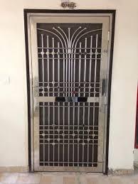 Safety Door Design Ss Steel Safety Door U0026 S S Safety Door Architect Interior