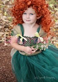 Merida Halloween Costume Tutu Costumes Girls Merida Tutu Dresses Tutu