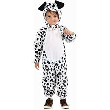 Toddler Dalmatian Halloween Costume Childrens Fancy Dress Halloween Costume Puppy Dog 3 4
