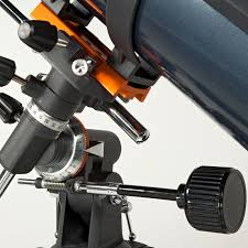 Hayneedle Telescope by Celestron Astromaster 114 Eq Reflector Telescope Our Bestselling