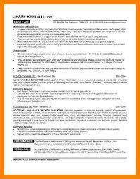 Payroll Manager Resume 11 Payroll Resume Sample Address Example