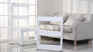 Kitchen Corner Shelf by Easy Pull Out Crevice Sundries Storage Plastic Bath Kitchen
