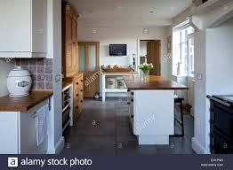 modern country style open plan kitchen in macclesfield townhouse image info kitchen modern townhouse