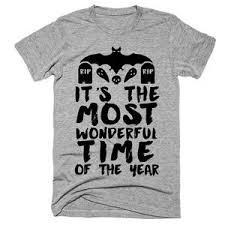 it u0027s the most wonderful time of the year t shirt u2013 shirtoopia