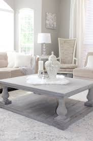 Balustrade Coffee Table Styling A Coffee Table Summer