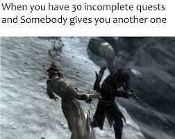 Meme Skyrim - are skyrim memes relevant meme by splinterbee memedroid